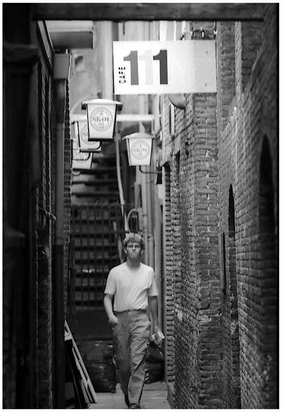 [1981]-12-28 Marcel café 111 FOTO GUSTAVE PETIT