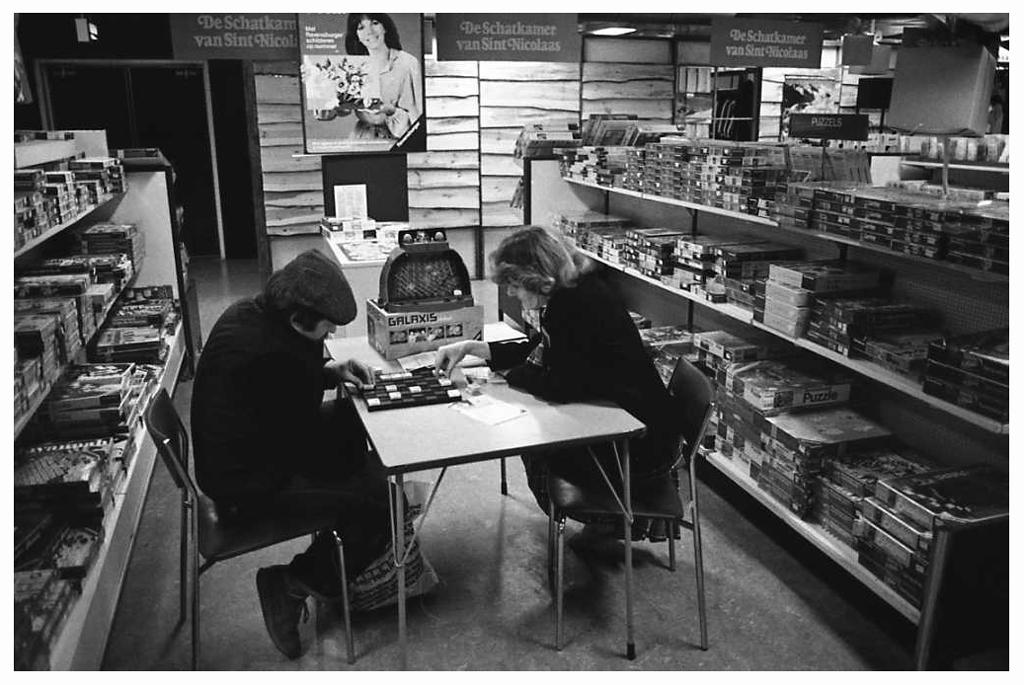 1981-19-15 De Schatkamer van Sint Nicolaas FOTO GUSTAVE PETIT