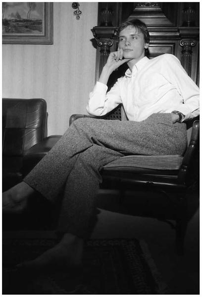 1983-40-16 portret Etienne P FOTO GUSTAVE PETIT