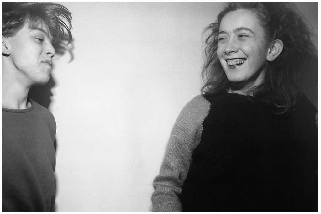 1983-40-35 Michiel, Eliane FOTO GUSTAVE PETIT