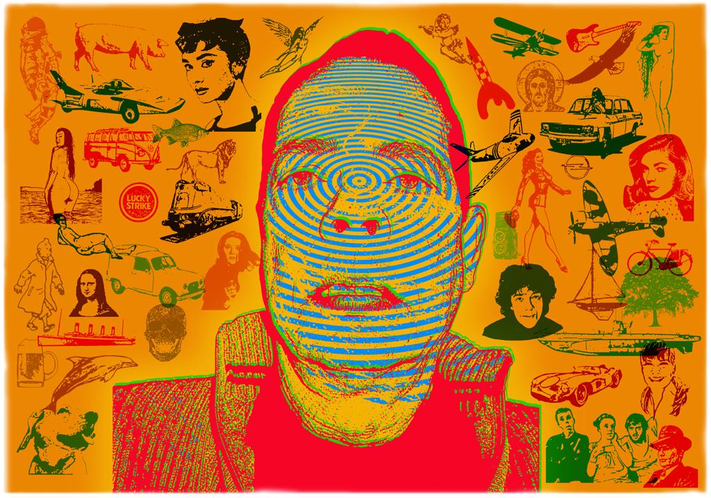 2014 montage autobiografie BEELD GUSTAVE PETIT