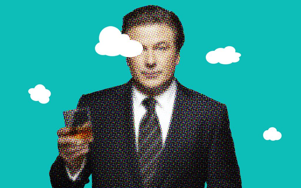 2015 montage man wolk whisky BEELD GUSTAVE PETIT