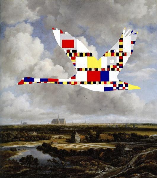 2013 Ruysdael Mondriaan update GUSTAVE PETIT