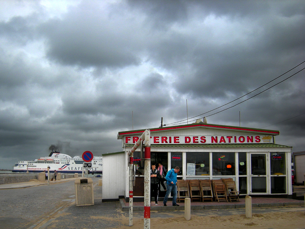 2010-4311 Friterie des nations Calais FOTO GUSTAVE PETIT