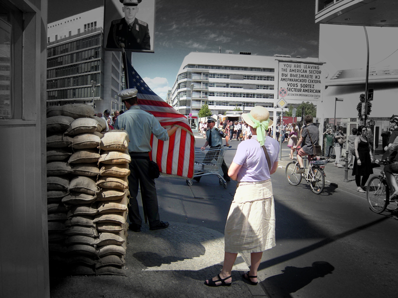 2011-7397 checkpointcharlie PHOTO GUSTAVE PETIT