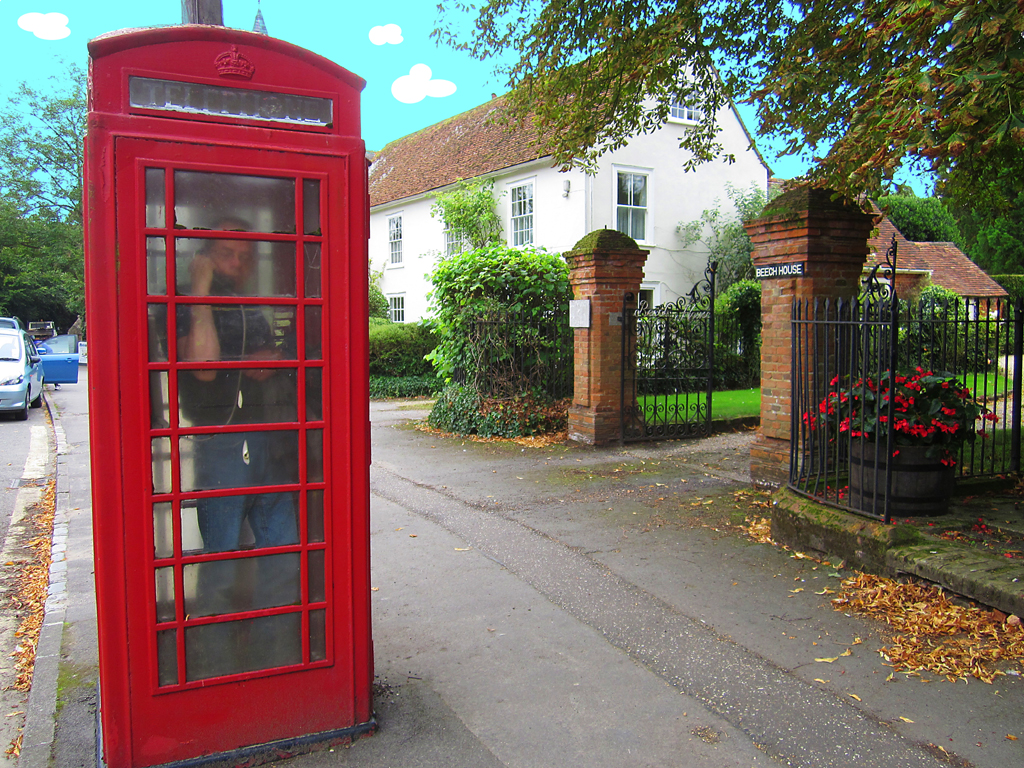 2014 DEDHAM PHONE BOOTH PHOTO GERTRUDSDOTTIR