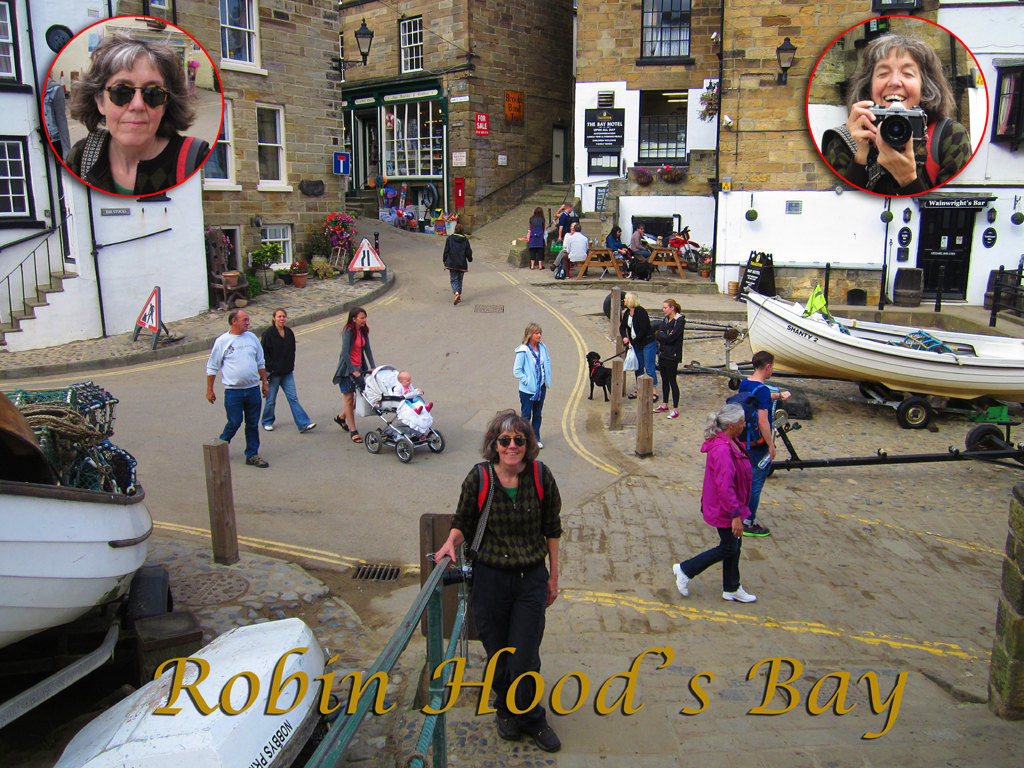 2014 Robin Hood's Bay PHOTOS GUSTAVE PETIT