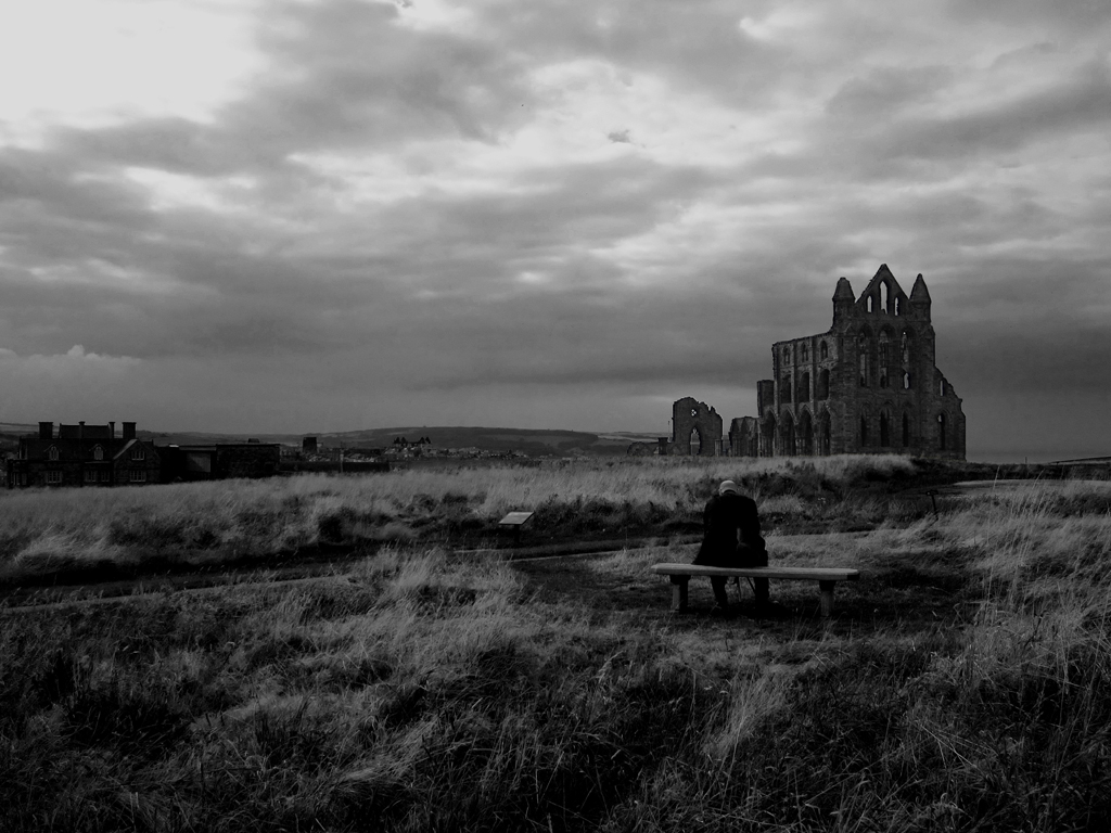 Whitby ruine PHOTO GUSTAVE PETIT