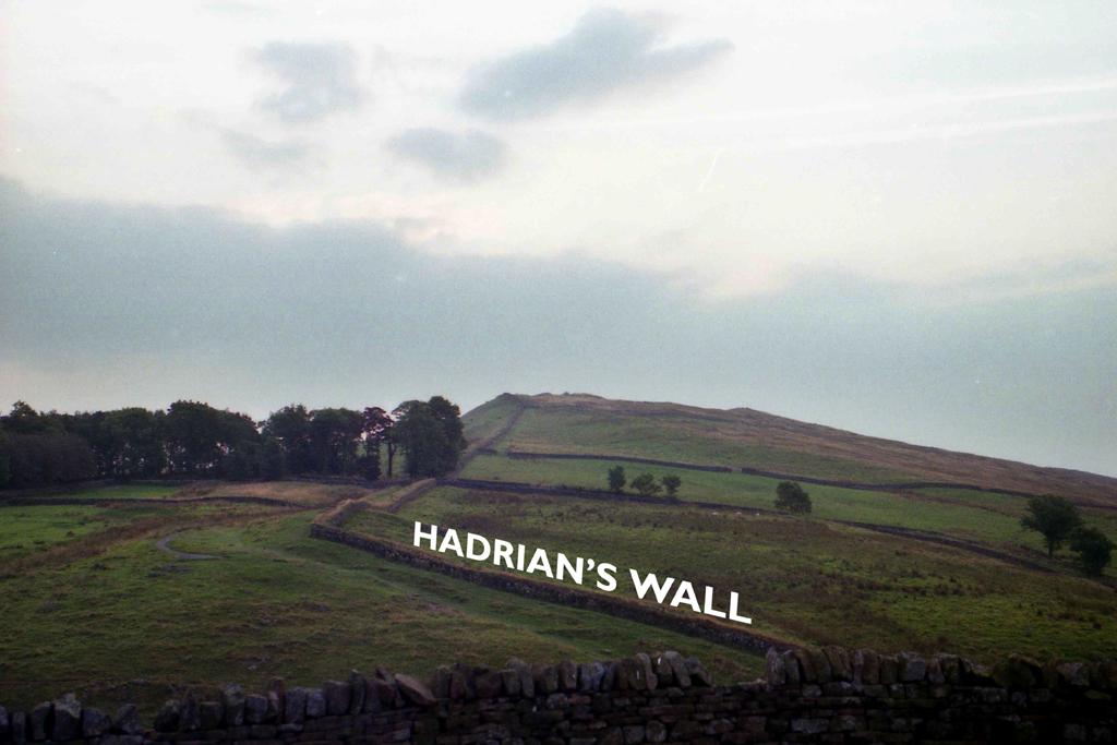 2014 Hadrian's Wall PHOTO GERTRUDSDOTTIR