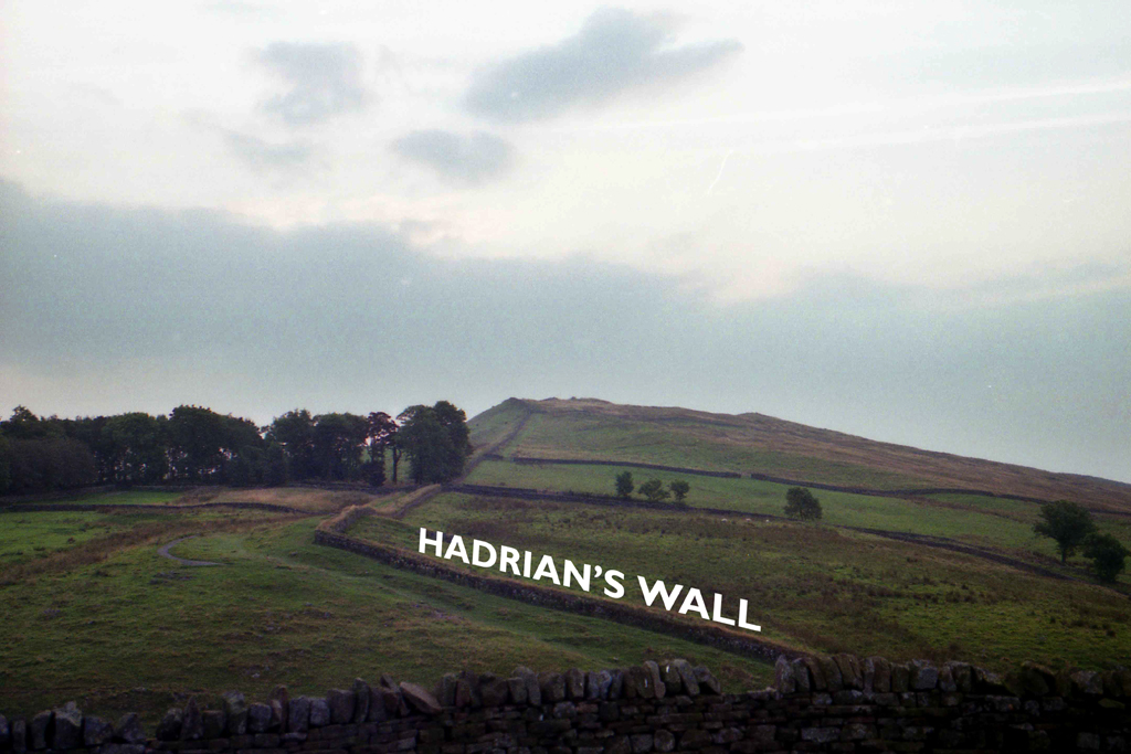 2014 Hadrian's Wall PHOTO GERTRUDSDOTTIR