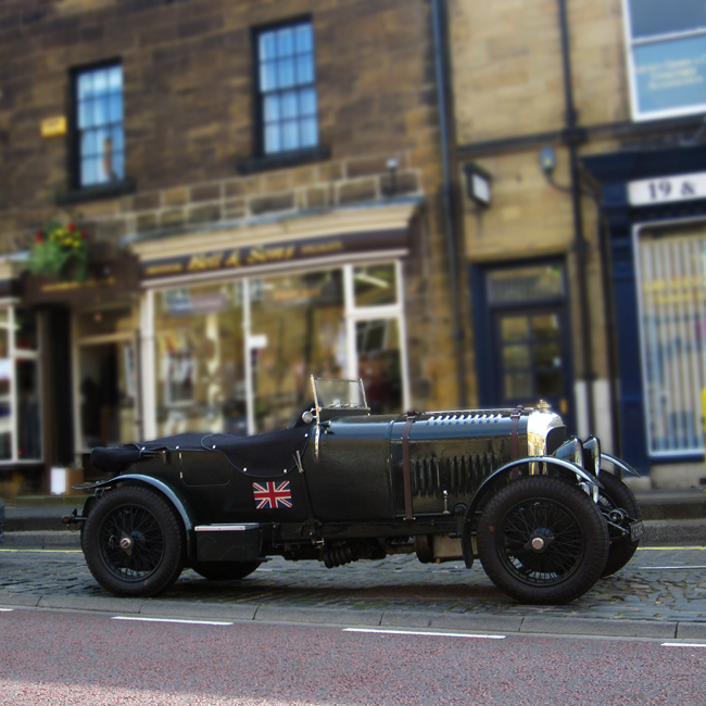 Oldtimer in Rothbury PHOTO GUSTAVE PETIT