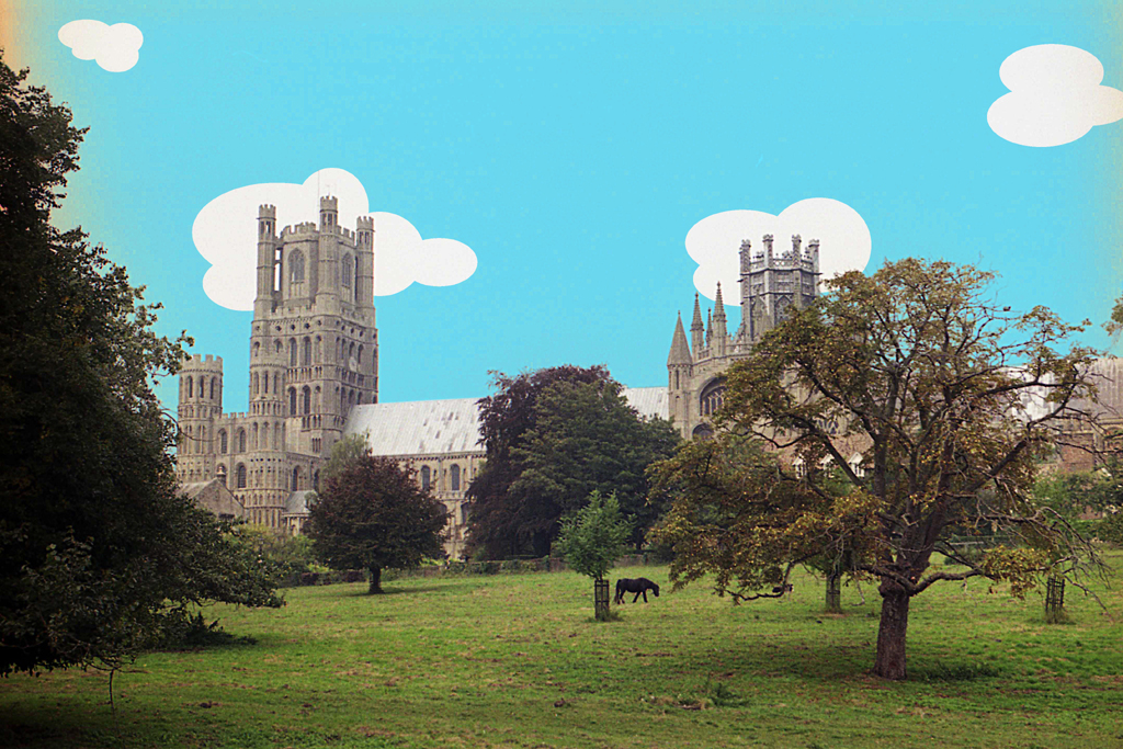 2014 94 Ely Cathedral PHOTO GERTRUDSDOTTIR/GUSTAVE PETIT