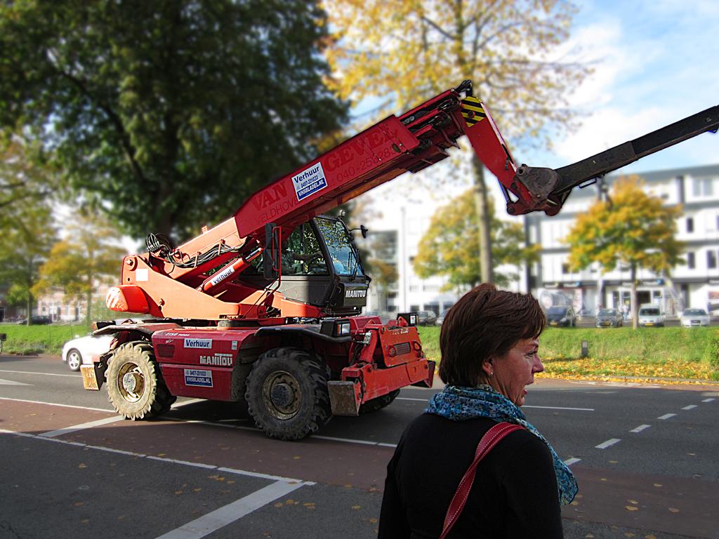 2013-1148 kraanwagen singel FOTO GUSTAVE PETIT