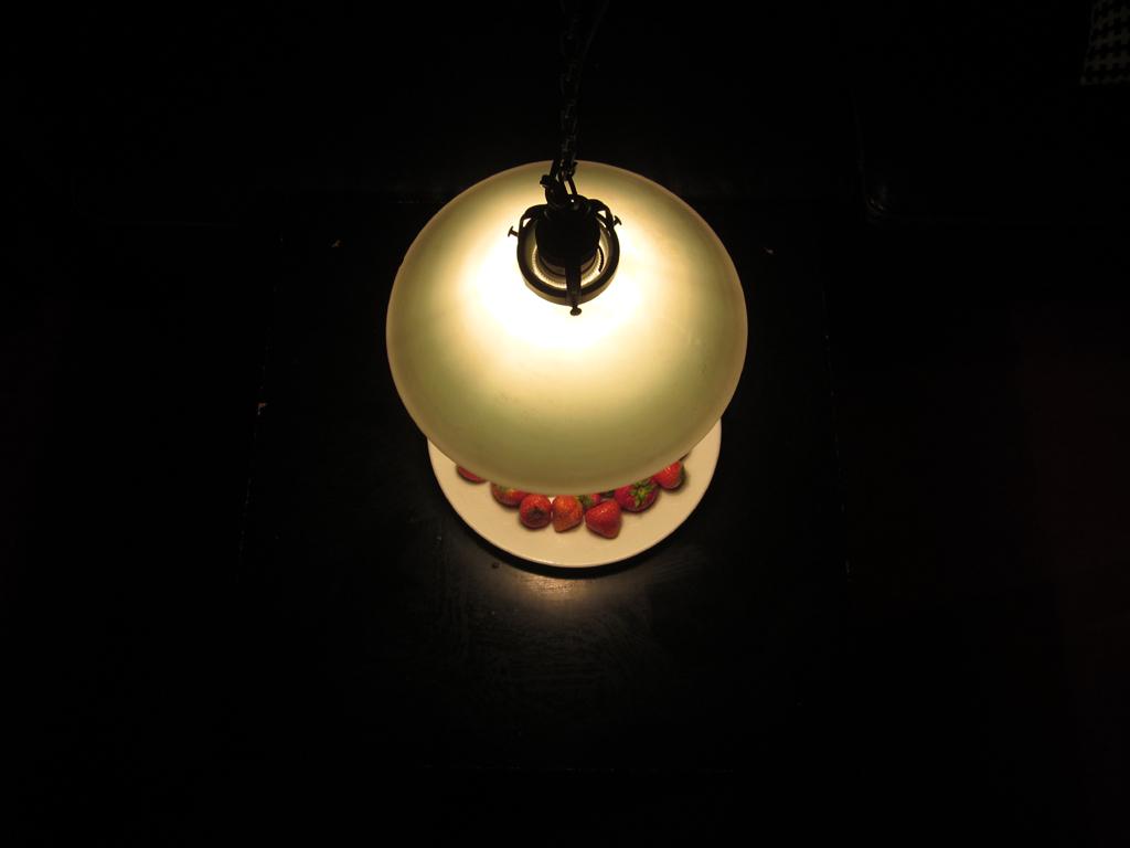 2014-2935 lamp aardbei 02 FOTO GUSTAVE PETIT