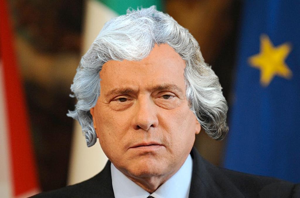 2013 Berlusconi-Grillo GUSTAVE PETIT
