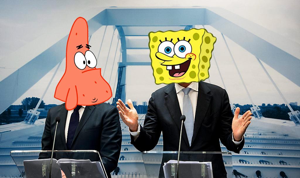 2013 - Samson Rutte Spongebob GUSTAVE PETIT