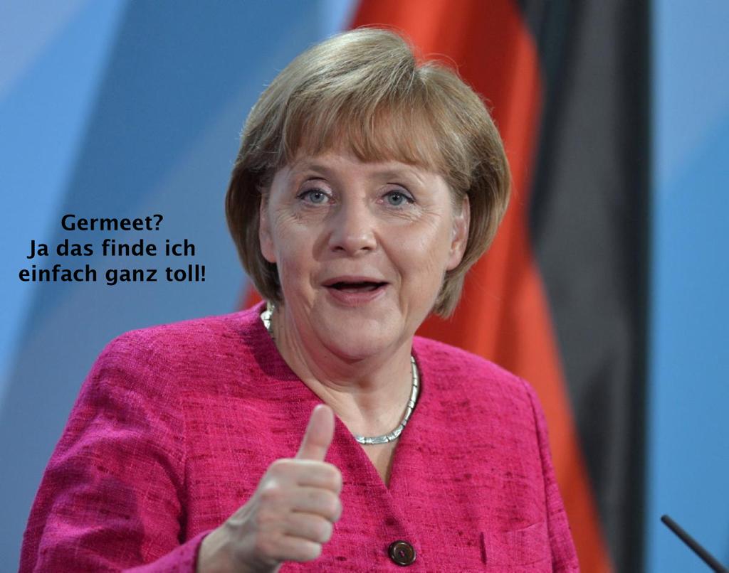 2015 - cartoon Merkel germeet2 GUSTAVE PETIT