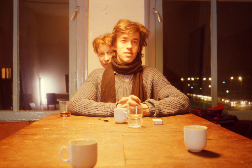 1984 U-004 Stefan Lidwien PHOTO GUSTAVE PETIT