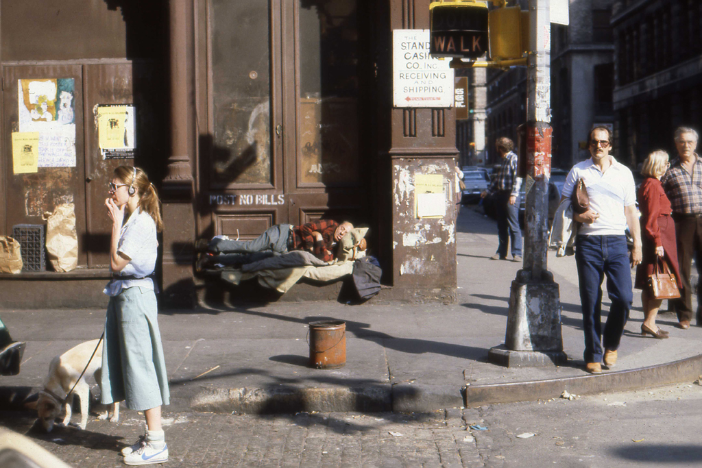 1982-N-13 green street soho PHOTO GUSTAVE PETIT
